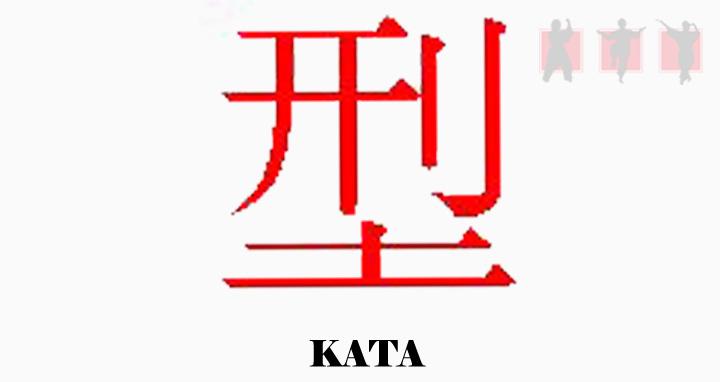 kanji znak pre kata